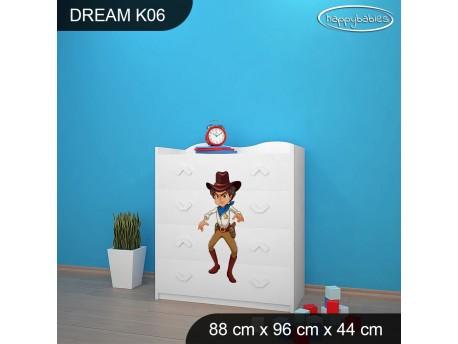 KOMODA DREAM K06 DM12