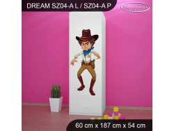SZAFA DREAM SZ04-A DM12