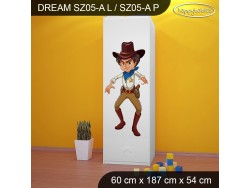 SZAFA DREAM SZ05-A DM12