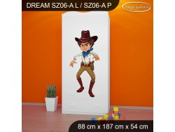 SZAFA DREAM SZ06-A DM12