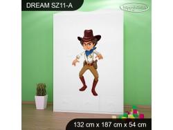 SZAFA DREAM SZ11-A DM12