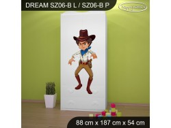 SZAFA DREAM SZ06-B DM12