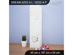 SZAFA DREAM SZ02-A DM13