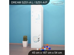 SZAFA DREAM SZ01-A DM13