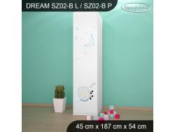 SZAFA DREAM SZ02-B DM13