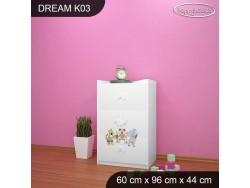 KOMODA DREAM K03 DM14
