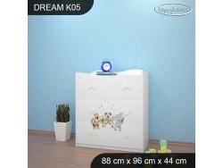 KOMODA DREAM K05 DM14