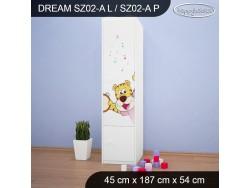SZAFA DREAM SZ02-A DM14