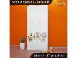 SZAFA DREAM SZ06-A DM14