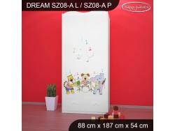 SZAFA DREAM SZ08-A DM14