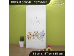 SZAFA DREAM SZ06-B DM14