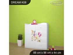 KOMODA DREAM K08 DM15