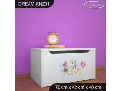 KUFER NA ZABAWKI DREAM KNZ-01 DM15