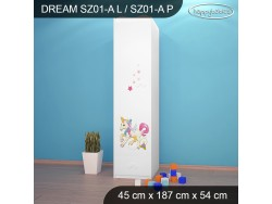 SZAFA DREAM SZ01-A DM15