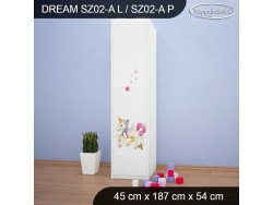 SZAFA DREAM SZ02-A DM15