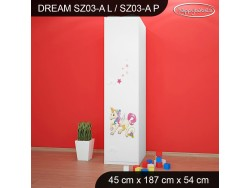 SZAFA DREAM SZ03-A DM15