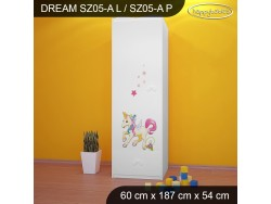 SZAFA DREAM SZ05-A DM15