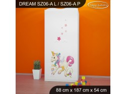 SZAFA DREAM SZ06-A DM15