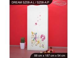 SZAFA DREAM SZ08-A DM15
