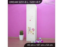 SZAFA DREAM SZ01-B DM15