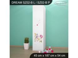 SZAFA DREAM SZ02-B DM15