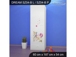 SZAFA DREAM SZ04-B DM15
