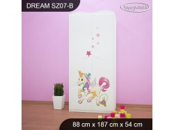 SZAFA DREAM SZ07-B DM15
