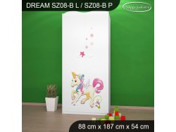 SZAFA DREAM SZ08-B DM15