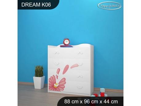 KOMODA DREAM K06 DM16