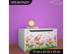 KUFER NA ZABAWKI DREAM KNZ-01 DM16