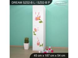 SZAFA DREAM SZ02-B DM16