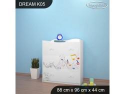 KOMODA DREAM K05 DM17