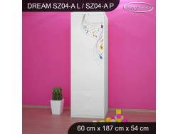 SZAFA DREAM SZ04-A DM17