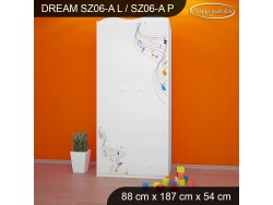 SZAFA DREAM SZ06-A DM17