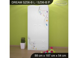 SZAFA DREAM SZ06-B DM17
