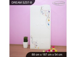 SZAFA DREAM SZ07-B DM17