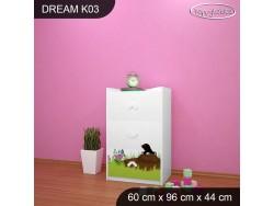 KOMODA DREAM K03 DM18