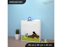 KOMODA DREAM K05 DM18