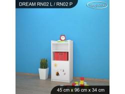 REGAŁ NISKI DREAM-RN02 DM18