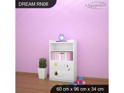REGAŁ NISKI DREAM-RN06 DM18