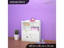 REGAŁ NISKI DREAM-RN10 DM18
