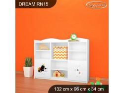 REGAŁ NISKI DREAM-RN15 DM18
