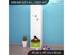 SZAFA DREAM SZ01-A DM18