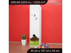 SZAFA DREAM SZ03-A DM18
