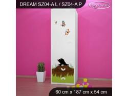 SZAFA DREAM SZ04-A DM18