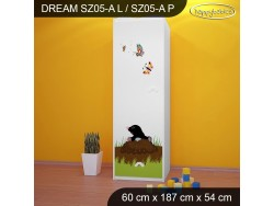 SZAFA DREAM SZ05-A DM18