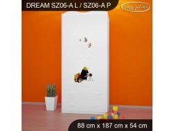SZAFA DREAM SZ06-A DM18