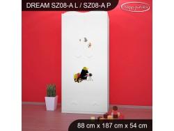 SZAFA DREAM SZ08-A DM18