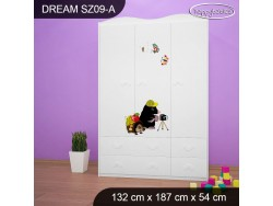 SZAFA DREAM SZ09-A DM18