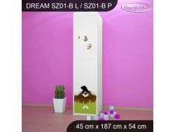 SZAFA DREAM SZ01-B DM18